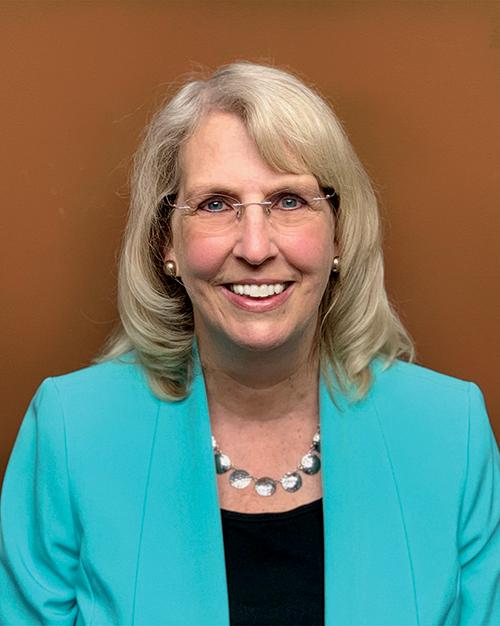 Kathy Van Horn Headshot
