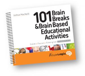 cover of book 101 brain breaks