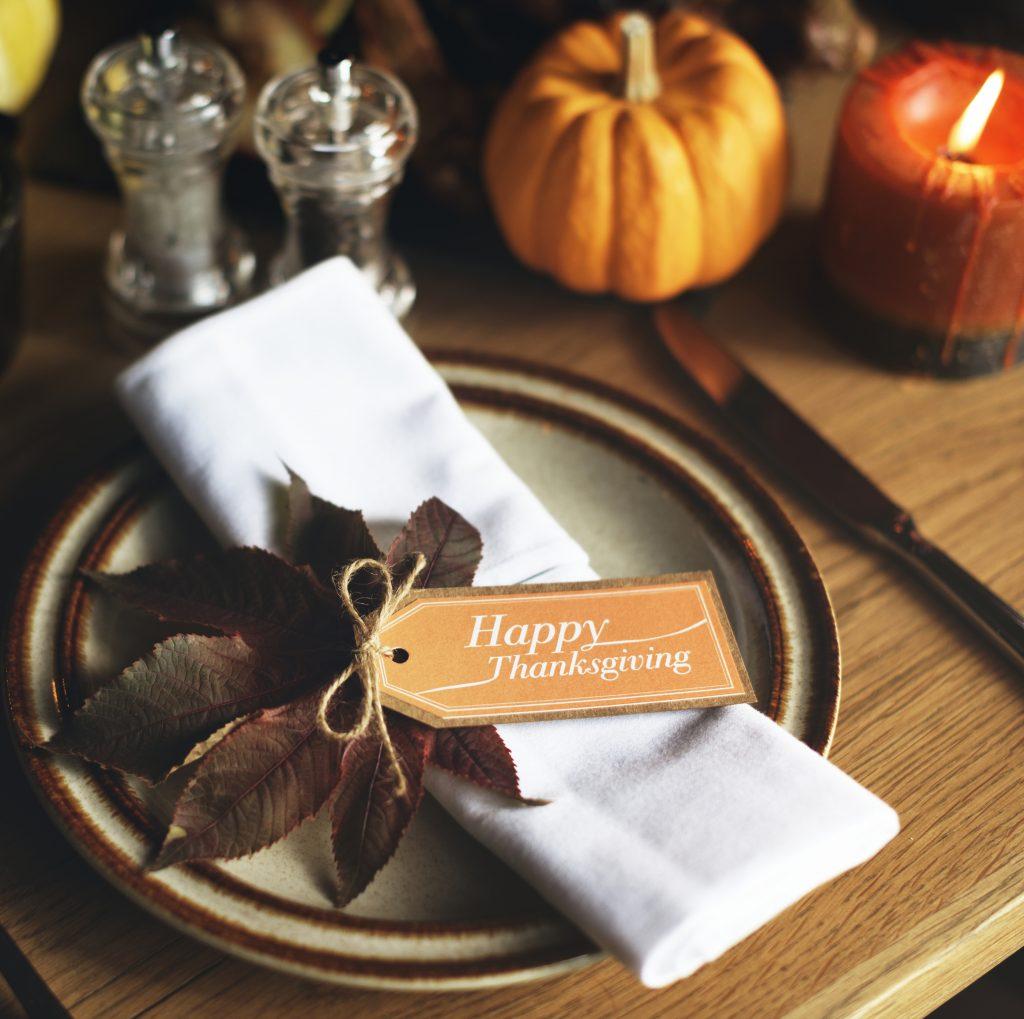 Thanksgiving day celebration
