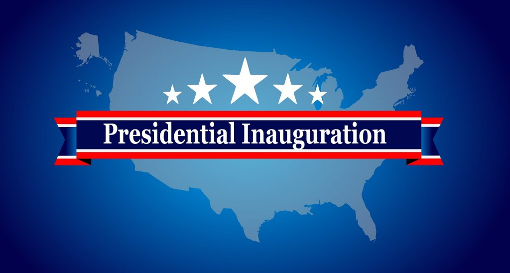 USA Presidential Inauguration Day on January 20th 2021